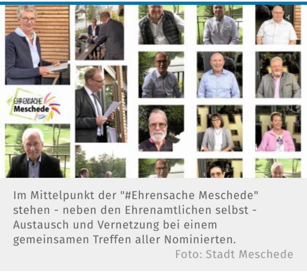 Christoph Brüggemann für ehrenamtliches Engagement belohnt