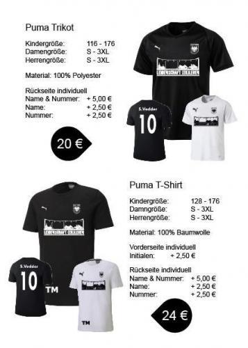 Puma T-Shirts und Trikots